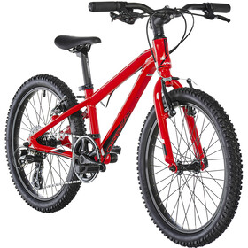 "ORBEA MX Dirt 20"" Niños, red/white"